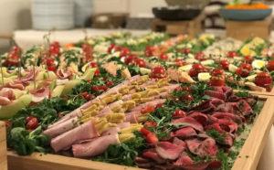 Royal Astrid buffet